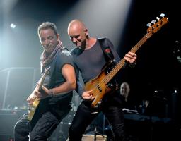 Sting's 60th Birthday
