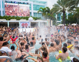 iHeartRadio Ultimate Pool Party | Fontainebleau | Miami