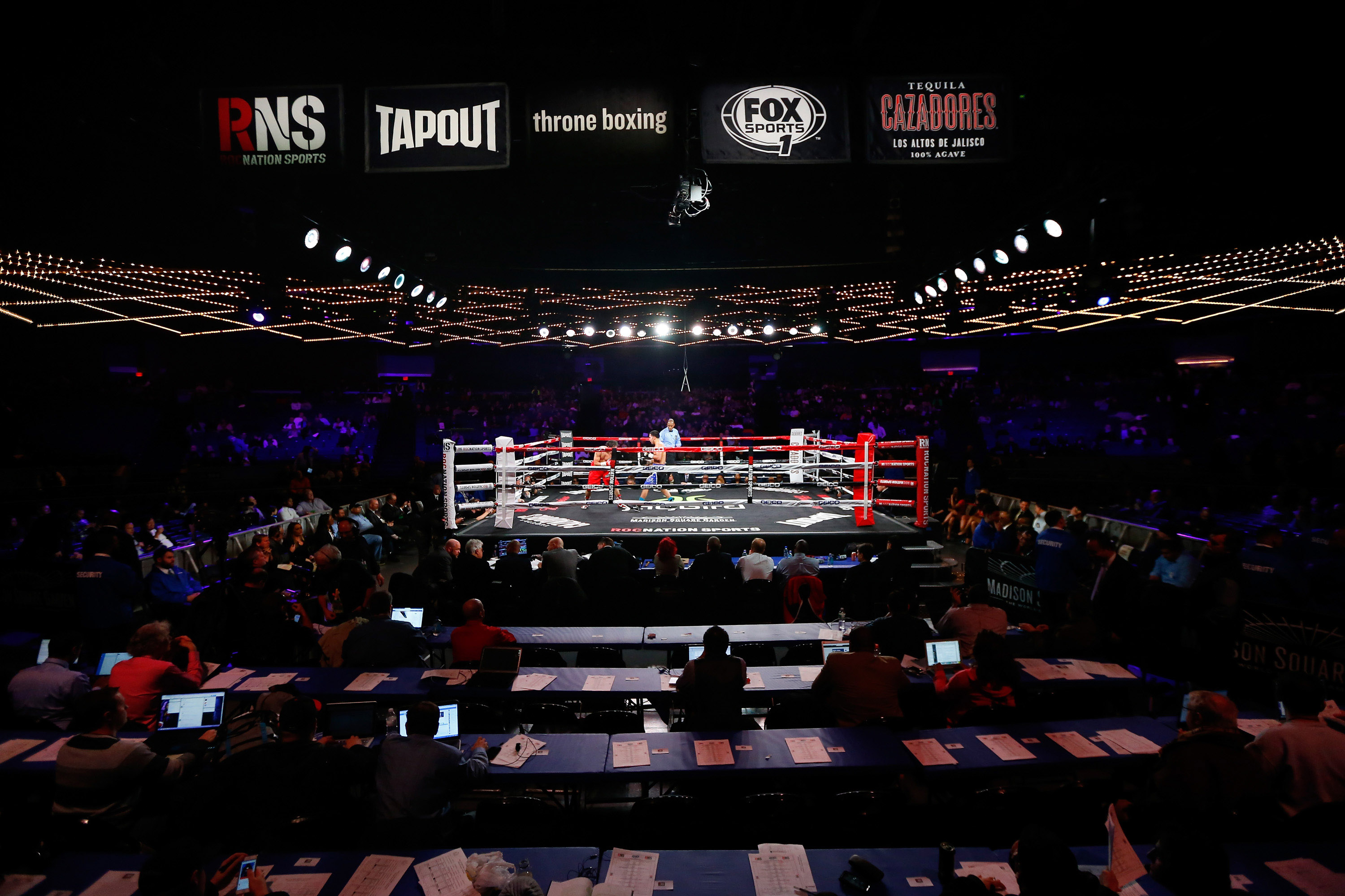 Boxing events in madison square garden garden ftempo - Madison square garden event schedule ...